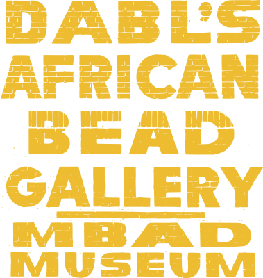 Dabl's Mbad African Bead Museum logo